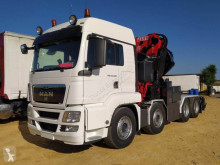 Camión MAN TGS 35.480 caja abierta usado