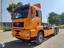 Camion MAN TGA polybenne occasion
