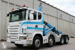 Camion polybenne Scania R 500