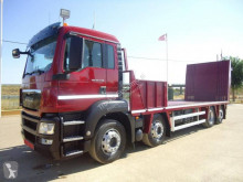 Camion MAN TGS 35.440 porte engins occasion