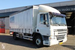 Camión lonas deslizantes (PLFD) DAF CF 250