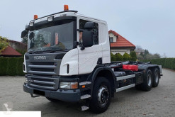 Camion polybenne Scania P 380