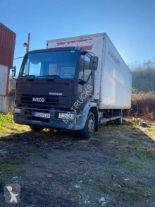 Iveco Eurocargo 120 E 15 truck used plywood box