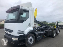 Camion polybenne Renault Premium 420 DCI