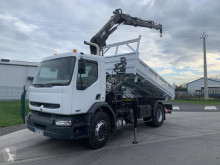 Renault Premium 270.19 DCI truck used two-way side tipper
