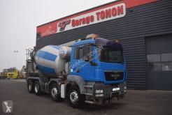 MAN betonkeverő beton teherautó TGS 35.400