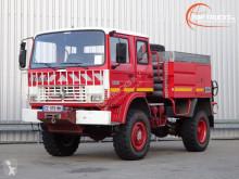 Renault fire truck 110 170 feuerwehr - fire brigade - brandweer - water tank - Camper - Expeditie