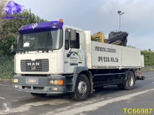 MAN FE truck used flatbed