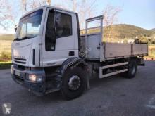 Camión caja abierta teleros Iveco Eurocargo 180 E 28