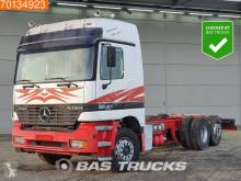 Camión chasis Mercedes Actros 2540