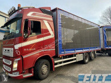 Camion remorque Volvo FH 2014 4 460 pluimvee combi icm gs 2014 aanhanger 57bfb8-28wlhb rideaux coulissants (plsc) occasion