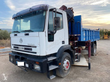 Iveco flatbed truck PK 180.80
