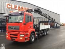 Camion MAN TGA 26.400 platformă second-hand