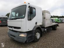Camião porta máquinas Renault Midlum 260 4x2