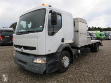 Camion transport utilaje Renault Midlum 260 4x2