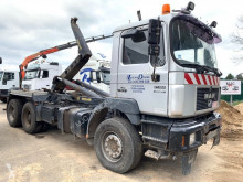 MAN 27.464 truck used hook lift