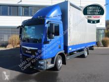 Camião caixa aberta com lona MAN TGL 8.180 4X2 BB,NAVI