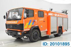 Camion Mercedes 1124 pompieri usato
