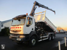 Camión volquete volquete bilateral Renault Kerax 380 DXI