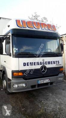 Camion furgon pentru mutari Mercedes Atego 1223