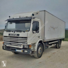 Camion Scania M 93M220 fourgon occasion