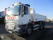 DAF three-way side tipper truck CF85 FA 360