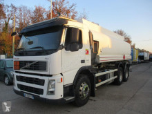 Volvo FM 440 truck used oil/fuel tanker