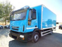 Camión Scania furgón usado