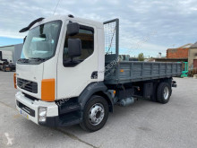 Volvo three-way side tipper truck FL 240