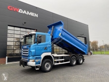 Scania R 420 truck used tipper