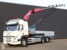 Camião estrado / caixa aberta Volvo FM 500