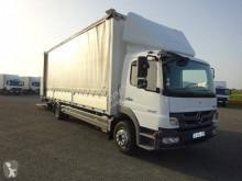 Camião caixa aberta com lona Mercedes Atego 1222