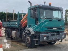 Iveco three-way side tipper truck Cursor 260 E 31