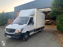 Camión furgón caja polyfond Mercedes Sprinter 513