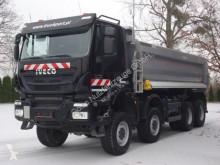 Camião basculante Iveco Trakker AD410TW 450 8x8 Euro 6 Muldenkipper