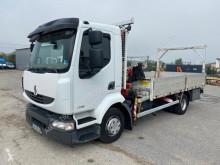 Camião estrado / caixa aberta estandar Renault Midlum 220 DXI