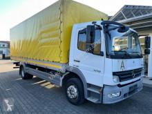 Camion savoyarde Mercedes Atego ATEGO 1218 Blatt/Blatt Pritsche/Plane