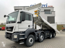MAN three-way side tipper truck TGS 41.430 8x4 KH Dreiseitenkipper, Boardmatik,