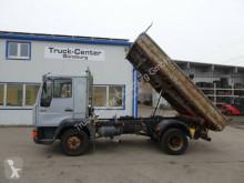 Camión MAN 10.163 8.163 Kipper 2 x AHK 3-Sitzer volquete usado