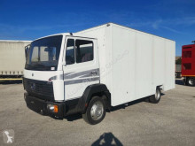 Mercedes 814 truck used box