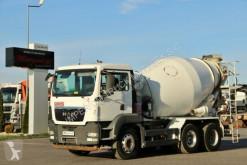 Camião MAN TGS 26.320/6X4/ CEMENTMIXER 7 M3/LIEBHERR/MANUAL betão betoneira / Misturador usado