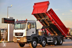Camion MAN TGS 35.440 / 8X4/2 SIDED TIPPER/BORTMATIC/EURO 5 benne occasion