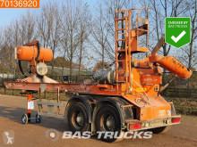 Semi remorque béton toupie / Malaxeur 12/5/F/ ZA/L/S/O Karrena Mixer chassis