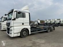 Camión chasis MAN TGX 26.440 6 x 2 LL BDF- Wechsel LKW