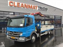 Camion plateau Mercedes Atego 1018