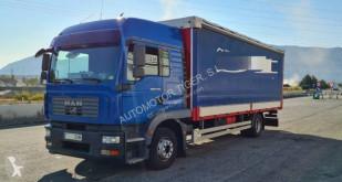 Camion MAN TGM 12.240 rideaux coulissants (plsc) occasion