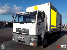 Camion MAN LE 220 B fourgon occasion