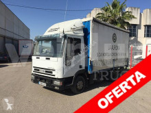 Iveco Eurocargo 100 E 18 truck used tautliner