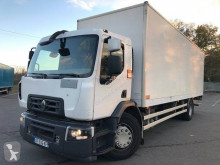 Renault plywood box truck Gamme D WIDE 280.19