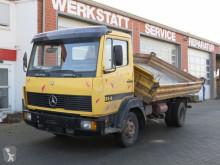 Camión Mercedes LN 814 K 2-Achs Kipper Meiller 6 Zylinder volquete usado